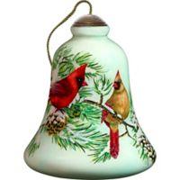 Precious Moments® Winter Cardinals Christmas Ornament