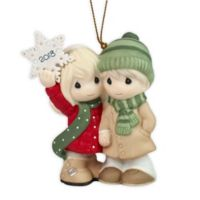 Precious Moments® 2018 Our First Christmas Together Ornament