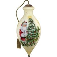 Precious Moments® Ne'Qwa The True Gift of Christmas 2.83-Inch Glass Ornament