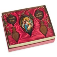 Ne'Qwa 5-Piece Holy Navity Ornament Gift Set