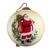 Precious Moments® Ne'Qwa Art® Peace and Joy of Christmas Ornament