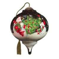 Precious Moments® Ne'Qwa Art® Tis The Season Ornament