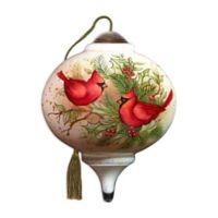 Precious Moments® Ne'Qwa Art® Woodland Cardinals Ornament