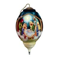 Precious Moments® Ne'Qwa Art® Joy to the World Nativity Ornament