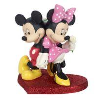 Precious Moments® Disney's® Minnie and Mickey Back to Back Figurine