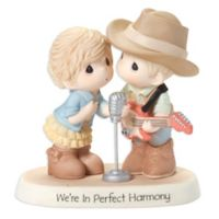 Precious Moments® Couple Singing Together Figurine