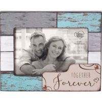 Precious Moments® Together Forever 4-Inch x 6-Inch Wood Picture Frame