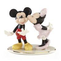 Lenox® Disney® Minnie Sneaks a Kiss Figurine