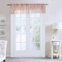 Commonwealth Home Fashions Columbus Tailored Window Valance in Pink