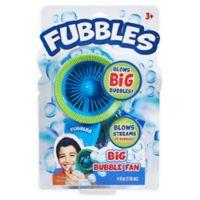 Little Kids® Fubbles™ Bubble Fan in Blue/Green