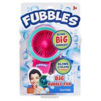Little Kids® Fubbles™ Bubble Fan in Pink/Teal