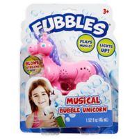 Little Kids® Fubbles® Unicorn Bubble Blaster in Pink