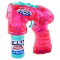 Little Kids® Fubbles™ Light Up Bubble Blaster in Pink
