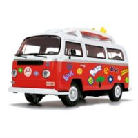 Dickie Toys Surfer Van in Red