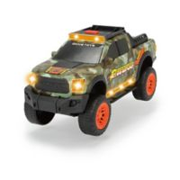 Dickie Toys Light & Sound Ford F150 Raptor Adventure Truck