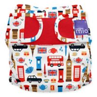 Bambino Mio® Size 0-12M Miosoft Great Britain Reusable Diaper Cover