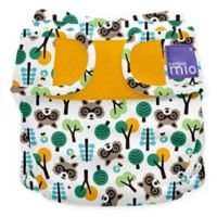 Bambino Mio® Size 12-24M Miosoft Racoon Retreat Reusable Diaper Cover
