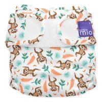 Bambino Mio® Size 12-24M Miosoft Spider Monkey Reusable Diaper Cover