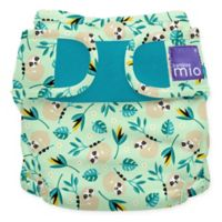 Bambino Mio® Size 0-12M Miosoft Swinging Sloth Reusable Diaper Cover