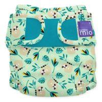 Bambino Mio® Size 0-12M Miosoft Swinging Sloth Reusable Diaper Cover