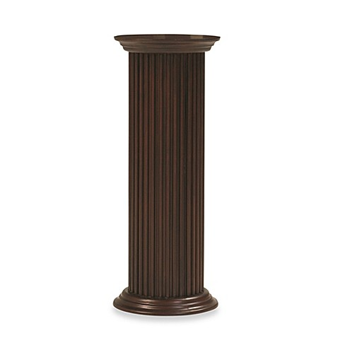 Buy Cooper Classics Round Fluted Pedestal 36 Inch Tall