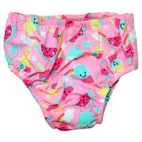 Swim Time Size 12-18M Carnival Reusable Swim Diaper