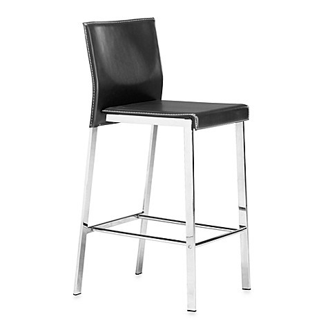 Zuo® Modern Boxter Chair in Black