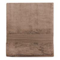 Turkish Modal Bath Sheet in Brown