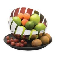 BergHOFF® Zeno 2-Piece Stainless Steel Fruit Bowl Set in Silver