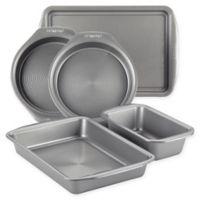 Circulon® Total Non-Stick 5-Piece Bakeware Set in Grey