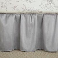 Levtex Baby® Heritage Crib Skirt in Grey