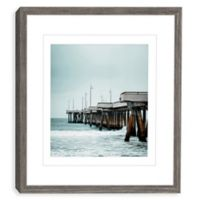 Pacific Cool II 24-Inch Square Framed Wall Art