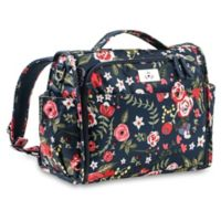 Ju-Ju-Be® Classical Convertible Diaper Bag in Midnight Posy