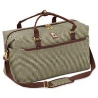 London Fog® Cambridge II Duffle Bag in Olive