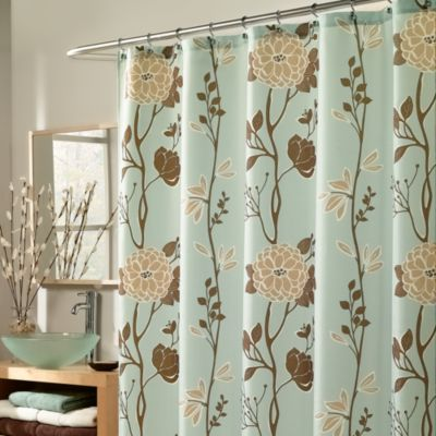 Buy Blue Linen Curtains from Bed Bath & Beyond
