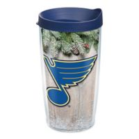 Tervis® NHL St. Louis Blues Holiday Wrap 18 oz. Tumbler with Lid