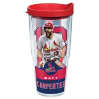 Tervis® MLB St. Louis Cardinals Matt Carpenter 24 oz. Wrap Tumbler with Lid