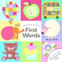 """Baby See and Say First Words"" Board Book by IglooBooks"
