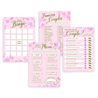 lillian rose bridal shower games set of 4