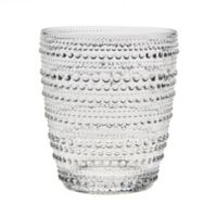 Table Art Pearls Double Old Fashioned Glasses (Set of 4)