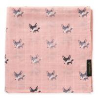 Parade Muslin Cuddle Blanket in Pink