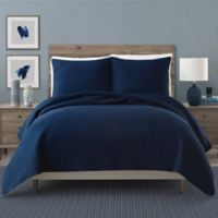 Ayesha Curry™ Labyrinth Full/Queen Quilt in Blue