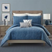 Ayesha Curry™ Rhapsody King Comforter Set in Blue