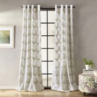 Peri Home Marni 108-Inch Grommet Sheer Window Panel in Linen