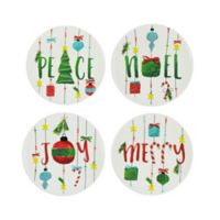 American Atelier Holiday Salad Plates (Set of 4)