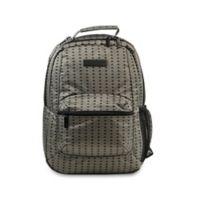 Ju-Ju-Be® Be Packed Diaper Bag Backpack in Black/Olive
