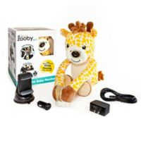 Infanttech® Zooby® Giraffe Wi-Fi Car and Home Video Baby Monitor