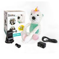 Infanttech® Zooby® Unicorn Wi-Fi Car and Home Video Baby Monitor