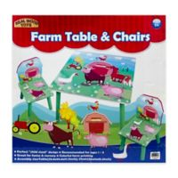 Farm 3-Piece Table and Chairs Set