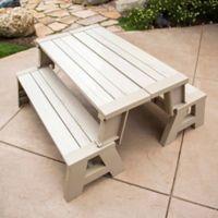 Resin Convert-A-Bench